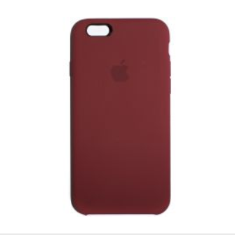 "Чехол для iPhone 6 ""Apple Silicone Case"" (реплика) мод 7"
