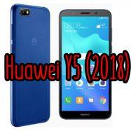 Huawei Y5 (2018) (DRA-L21)