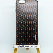 """Силиконовая накладка Remax """"Crystal"""" для IPhone 7"""