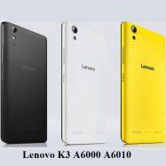 Lenovo K3 A6000/6010