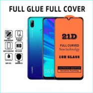 Захисне скло 21D для Samsung G530 Grand Prime чорне