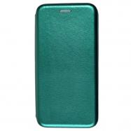 Чохол-книжка Premium для Xiaomi Redmi Note 8t зелена