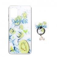 Чохол TPU Print with Ring для Samsung A71 Літо